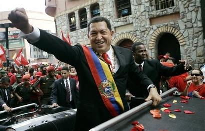Chavez crowd