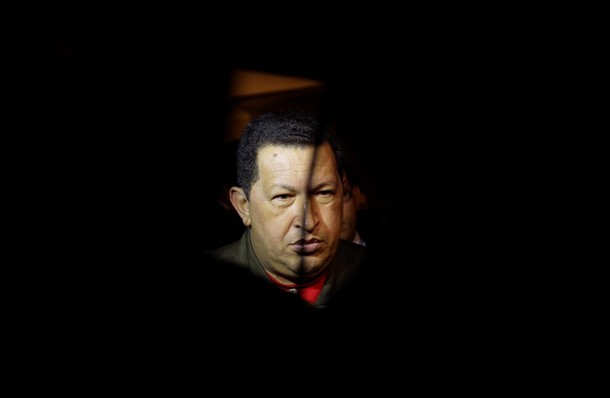 Chavez dark