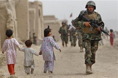 Afghan un